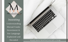 Understanding Mutual Funds: Investment & Fee Language Explained and Decoded