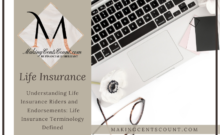 Understanding Life Insurance Riders and Endorsements: Life Insurance Terminology Defined