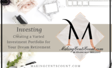 Creating a Varied Investment Portfolio for Your Dream Retirement