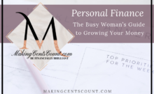 The Busy Womans Guide To Growing Your Money