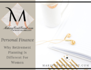 Why Retirement Planning is Different for Women